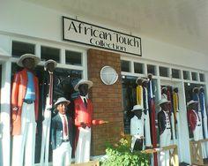 Shop in Franschoek, South Africa.