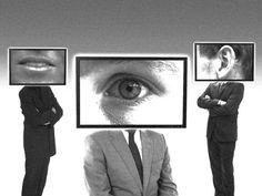 Post sobre 1984 de George Orwell. Big Brother te vigila