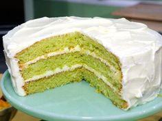 Key Lime Cake - Trisha Yearwood Recipe... YUM