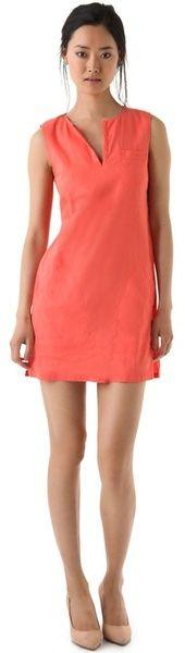 Wandu Crunch Dress