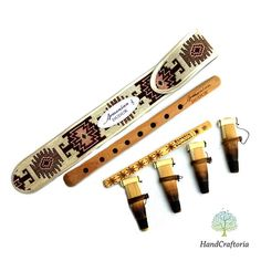 Clé A DUDUK MEGA PACK professionnel arménien hautbois Balaban bois Instrument abricot bois - flûte arménienne cadeau avec l'Instruction qui jouent Nous vous présentons l'instrument de musique célèbre bois nationale arménienne «DUDUK». Vous avez probablement entendu les sons