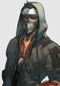 Blackwatch hoodie  来自hage_2016 - 微博