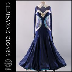 BDD352MM INSPIRED BY TANIA KEHLET Ballroom Dress, Dance Dresses, Dance Wear, Style Inspiration, Gowns, Couture, Formal Dresses, How To Wear, Smooth