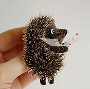 Магазин мастера Ольга: броши, игрушки животные