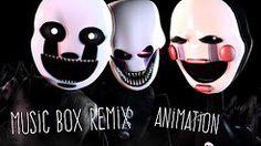 [SFM/FNAF/Music] - Music Box Remix Animated - YouTube