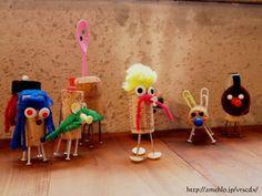 鐵馬ハーレー旅写真-36 山口一郎 コルク人形