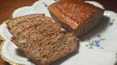 Zdravý chléb bez mouky | NejRecept.cz