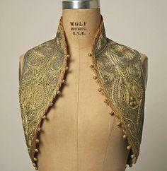 Vest Date: 20th century Culture: Turkish Medium: wool