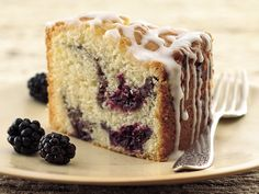 Going to make this tonight - mom will love it! Blackberry Coffee Cake