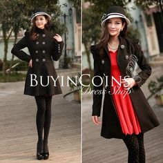 40 Awesome elegant winter coats for women images