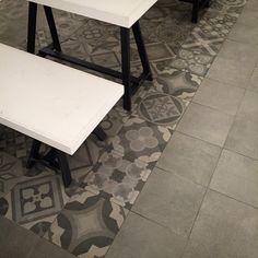 #azulejos #tiles #carrelage #fliesen #ilovetiles #iliketiles #architecture #design #interiordesign #floor #patchwork #vives #vivesceramica