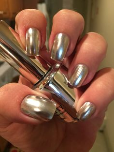 Mirror nails by born pretty