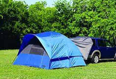 Texsport Retreat SUV Tent -  http://www.amazon.com/gp/product/B00F5EAXAS/ref=as_li_qf_sp_asin_il_tl?ie=UTF8&camp=1789&creative=9325&creativeASIN=B00F5EAXAS&linkCode=as2&tag=lunabellaswor-20&linkId=VPS6JMR2BJADNEHD