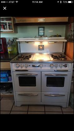 Side By Side Double Oven 40 Quot Wide Kitchen Inspiration