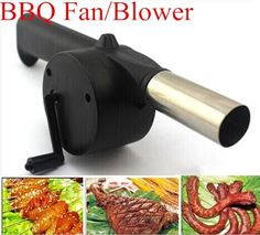Fan Air Blower For Barbecue Fire Bellows W Hand Crank Brand New Hight Quality Indoor Wood Furnace Coleman Stoves From Agnes123, $3.02| Dhgate.Com