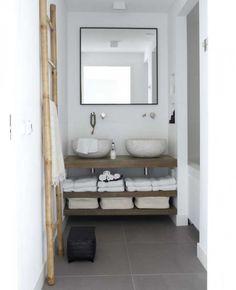 Badkamer voorbeelden van styliste Natasja Molenaar