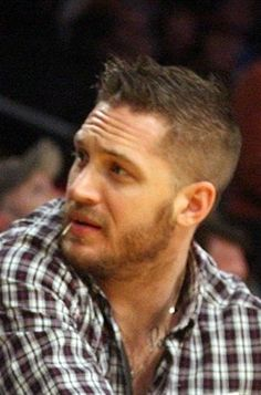 Image result for tom hardy haircut