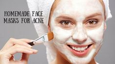 Here are some best ways of applying face masks to cleanse your skin and thereby to clear acne and its scars.