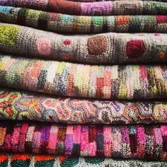 Sophie Digard crohet scarves - Scarlet Jones Melbourne:
