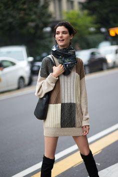 Ciao Bellas! Milan Street Style #MFW