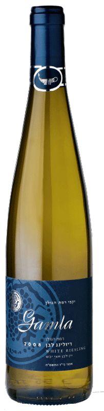 Israeli Wine - Golan Winery , Gamla Riesling 2011