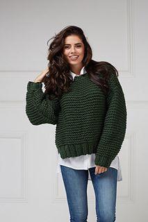 Ravelry: Tale Boxy Sweater pattern by Quail Studio Big Wool, Garter Stitch, Quail, Needles Sizes, Pattern Books, Rowan, Wool Yarn, Knit Crochet, Turtle Neck