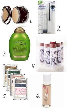 My Beauty Favorites #products #beauty #cosmetics #bath #body