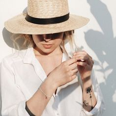 Check out our bracelets selection for the very best in unique or custom, handmade pieces from our shops. Summer Beach, Summer Time, Gold Plated Bracelets, Summer Essentials, Panama Hat, Bikinis, Tassels, Ivory, Etsy