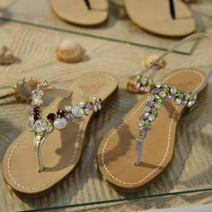 Custom  sandals  made. Exclusive made in italy.  Shop at www.deasandals.com #capri  #sandals #shoes #madeinitaly #fashion #shoes #blogger #customizzed #caprisandals #sandalidonna #sandalicapri #sandaligioiello #handmade #style #vogue #accessory #deasandals