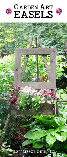 Garden Art From Junk | Garden Junk   Art / White On White | Garden Ideas |  Pinterest | Garden Junk, Junk Art And Garden Art