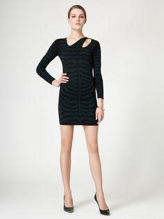 Kimberly Ovitz Alder Cut-Out Dress