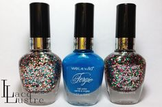Wet N Wild Fergie Summer 2013 Limited Edition Swatches, Review, and Comparison
