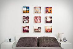Veja algumas ideias de cabeceiras criativas das simples ou mais trabalhadas para tornar seu quarto um lugar mais aconchegante e único!