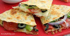Easy pizzadillas recipe - Everyday Dishes & DIY