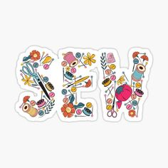Favorites | Redbubble Sticker Shock, Sewing Notions, Sticker Design, Top Artists, Vinyl Decals, Stickers, Pink, Flasks, Laptops