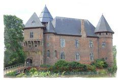 Burg Linn, Krefeld, Nordrhein-Westfalen