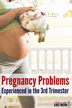 Hilarious take on third trimester pregnancy problems!
