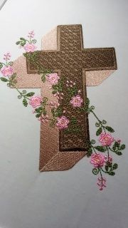 Design size : = > 6.34 x 6.97 inches and contains 46,686 stitches: =>   Formats: =>, PES,  DST