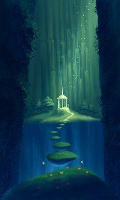 Sanctuary by Linum