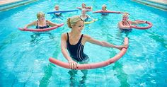 Water Therapy for relief of fibromyalgia and arthritis pain