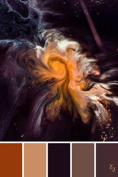 ZJ Colour Palette 425 #colourpalette #colourinspiration
