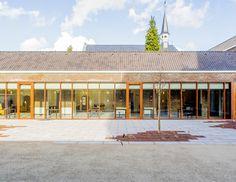 Conversion of Clarenhof Chapel / a2o architecten