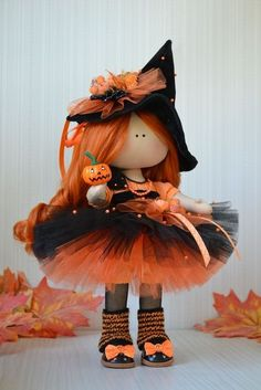 1 million+ Stunning Free Images to Use Anywhere Halloween Sewing, Halloween Doll, Halloween Crafts, Halloween Decorations, Pretty Dolls, Cute Dolls, Beautiful Dolls, Manualidades Halloween, Adornos Halloween