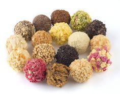 How To Make Chocolate Dipped Ice Cream Balls Recipe