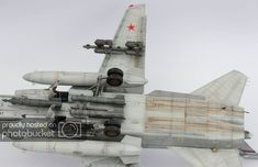 Su-24M Trumpeter 1/48 - Ready for Inspection - Aircraft - Britmodeller.com Scale Models, Su 24 Fencer, Model Airplanes, Plastic Models, Fighter Jets, Aircraft, Bays, Modeling, Russia
