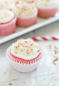 cupcake rose glaçage