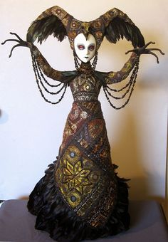 "Witch Crafts - The ""Raven Witch"" by Arley Berryhill"