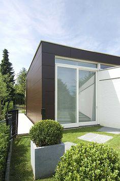 HVG Facade Solutions: Trespa Meteon | Lapitec | Terracade™ | Rear Ventilated Facades | Terreal. Residential Housing - HVG Facade Solutions: Trespa Meteon | Lapitec | Terracade™ | Rear Ventilated Facades | Terreal.