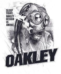 9cc7c22aba8db Resultado de imagen para oakley skull logo