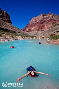 Unforgettable vacation! Grand Canyon via Western River #vacation #Grand #Canyon